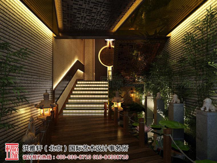茶府新中式风格案例挥洒大自然的智慧与美丽_4