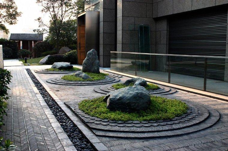 杭州昆仑公馆展示区景观_7