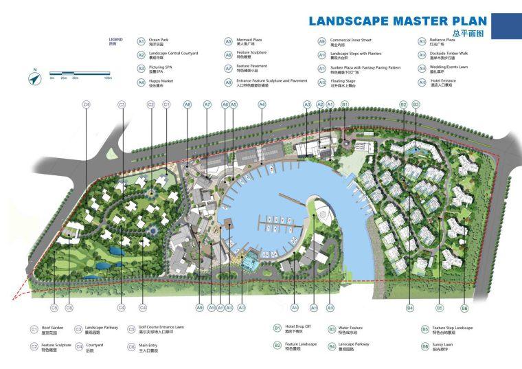 [宁波]梅山湾海港景观设计规划文本