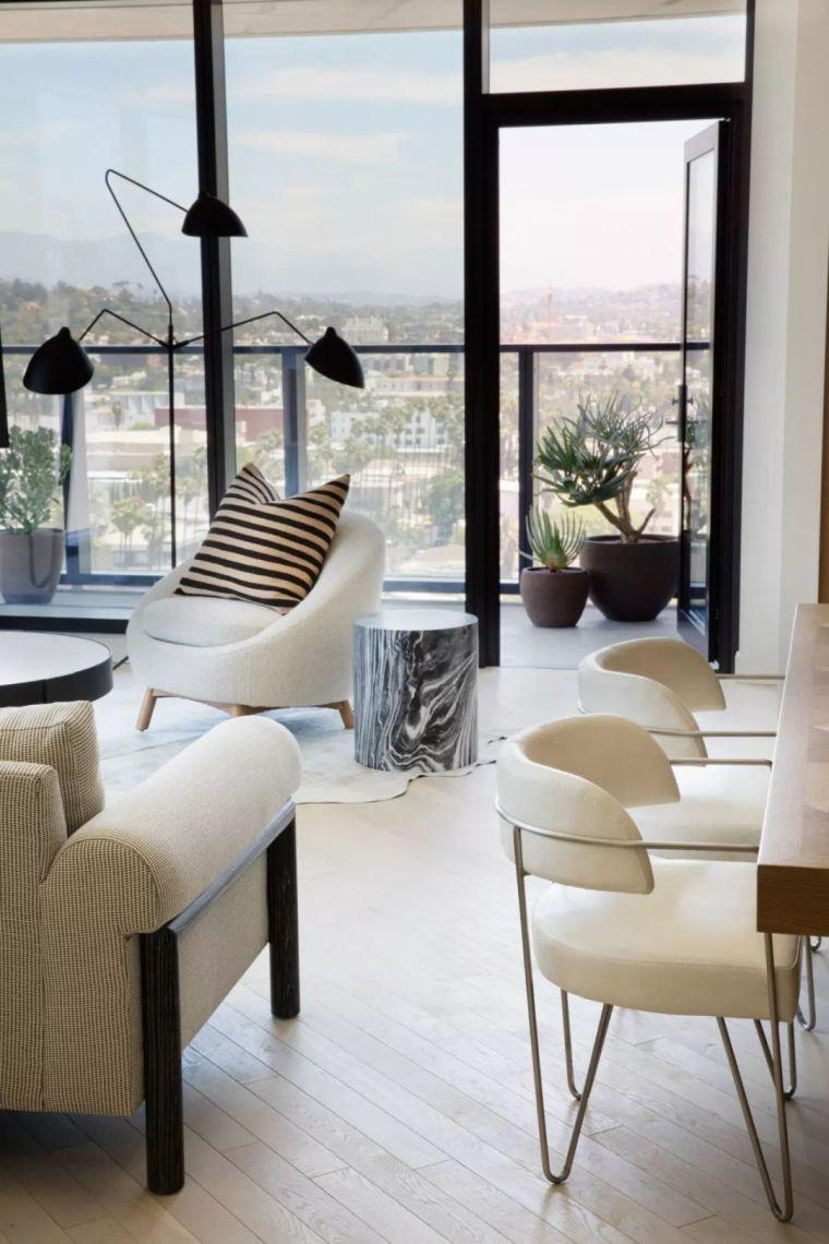 好莱坞的酒店公寓,奢华的画风都变了……_33