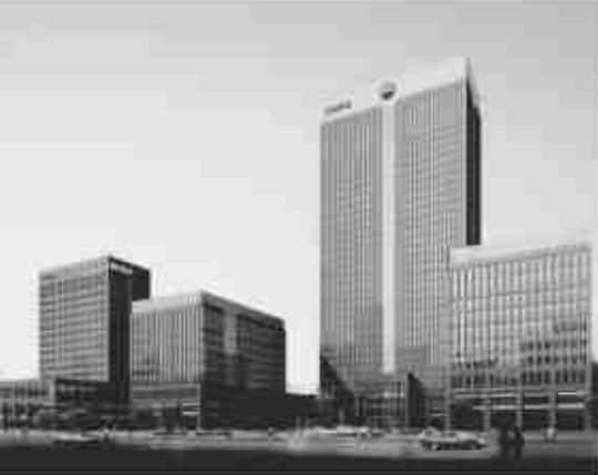 某超高层建筑主楼结构选型与分析