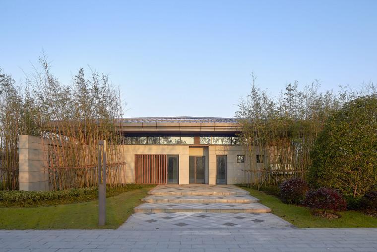 南京赤山湖游客服务中心