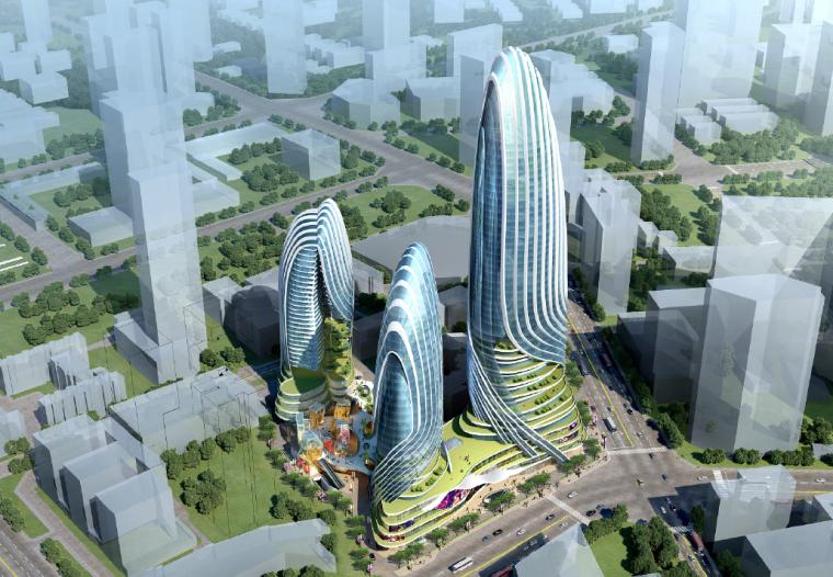 [成都]光华CITY概念规划设计