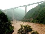 大跨连续刚构桥的双肢薄壁高墩施工稳定性分析