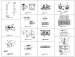 某国外酒店设计(电气)图纸
