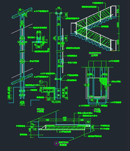 15款楼梯施工图_3