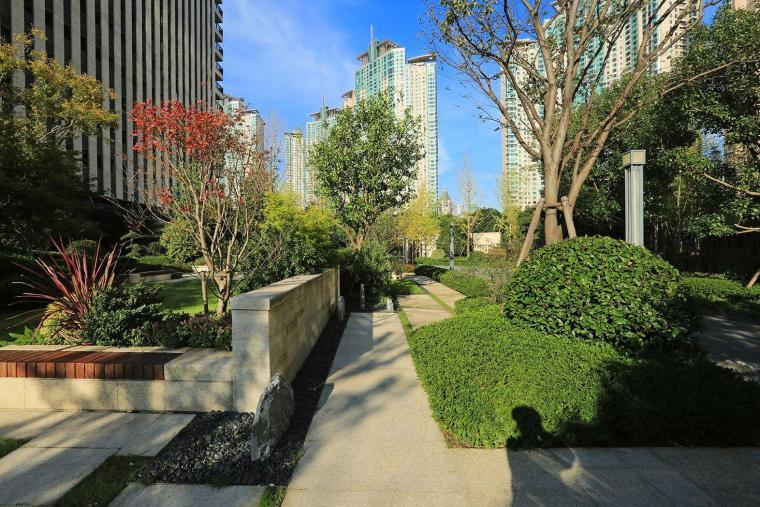上海保利ONE56住宅景观-4
