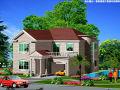 2层独栋别墅建筑设计(包含CAD)