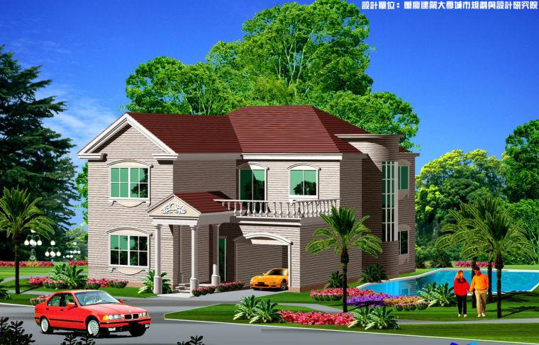 剖面图一别墅平面图轴立面图下载别墅>>立即可以2层独栋院子种菜建筑详情查看二层吗墨尔本里的图片