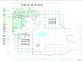 宝龙城市广场楼暖通图纸(43层广电办公及电台、商业综合体)
