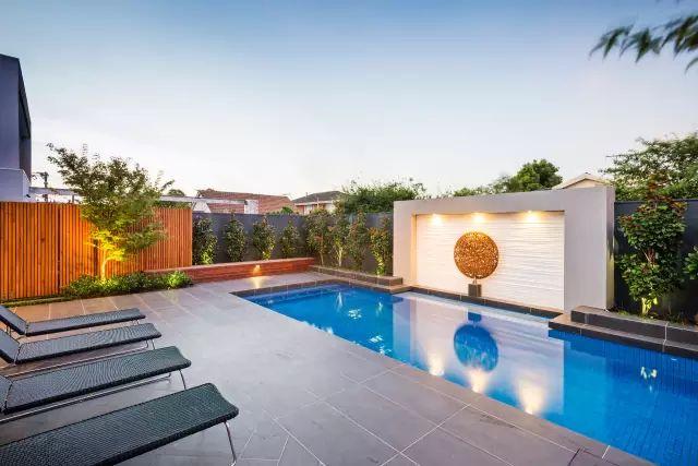 赶紧收藏!21个最美现代风格庭院设计案例_91