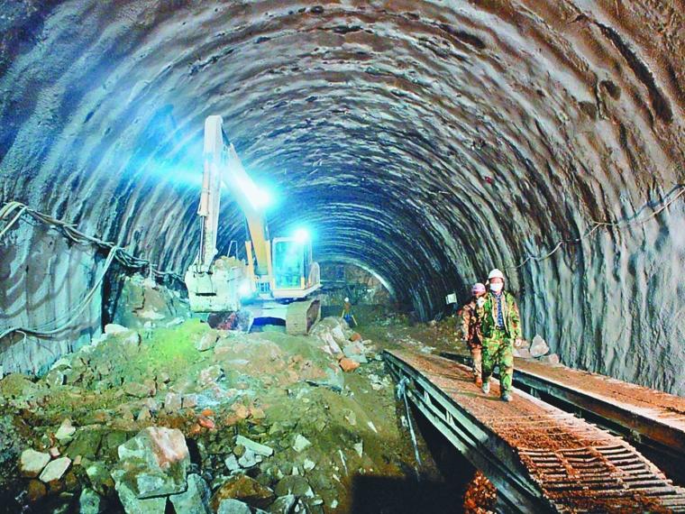 [福建]分离式隧道实施性施工组织设计