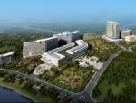 [福建]二级甲等流线式外形医院建筑设计方案文本