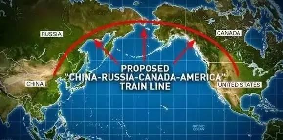中国高铁后年即将直通美国!震撼世界!!_11