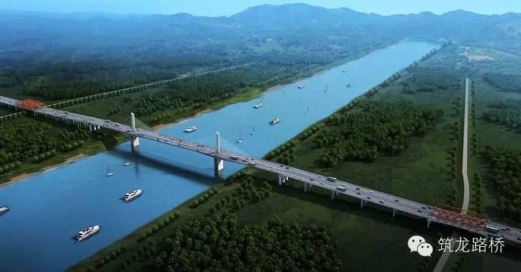 不是每个工地都有这么精细的桥梁施工标准化现场