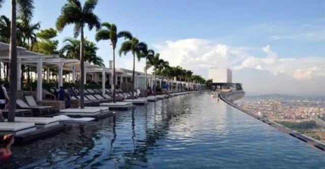 新加坡公寓最神奇的泳池都在哪里?