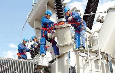 某住宅小区工程电气施工组织设计