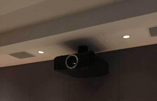 欧式装修140平米资料下载-北京朝阳区30平米地下室家庭影院装修案例