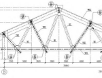 96%大跨度桁架结构优化设计BIM应用
