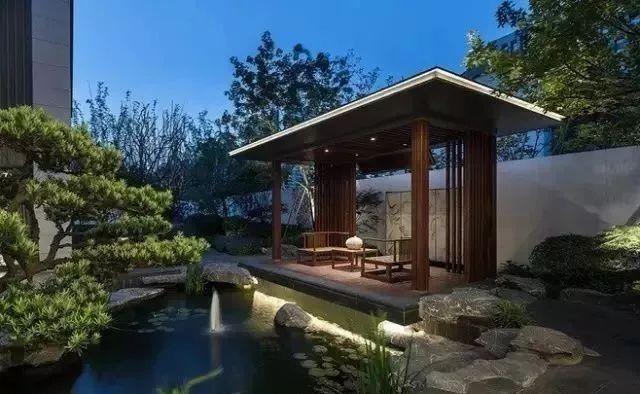50款|各式新中式景观亭设计_48