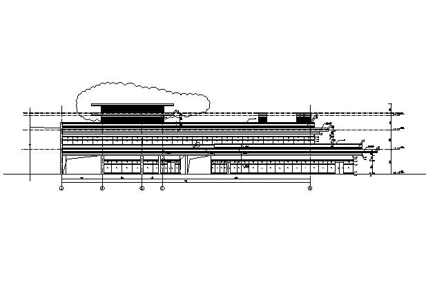 层剪力墙结构专业创意楼建筑施工图(全图纸审+0a科技图片