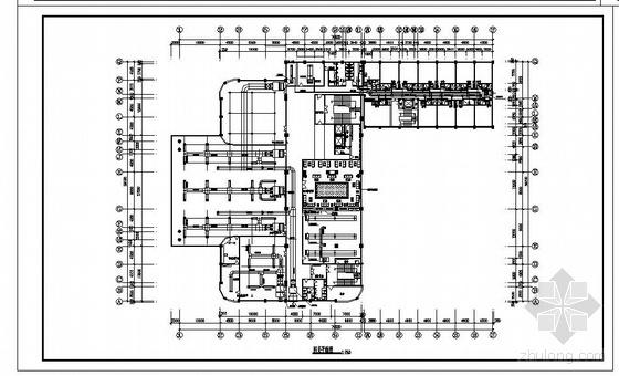 vrv与全热交换器图纸资料下载-VRV变频空调施工图纸