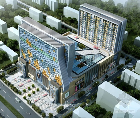 [黑龙江]城市综合体工程临建施工方案