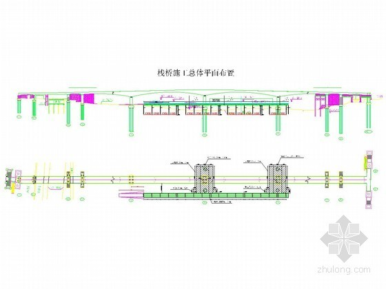 [浙江]钢栈桥及钢平台专项施工方案62页(附计算书)