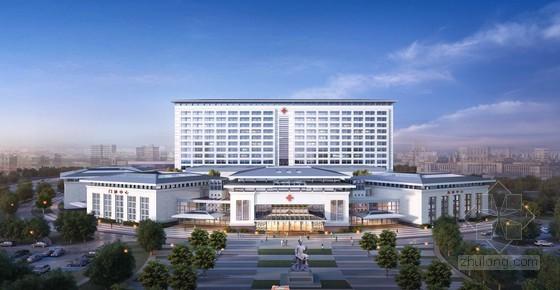 [浙江]大型医院迁建建筑工程监理大纲(428页 包含60项分项工程)