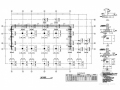 [湖南]两层框剪结构咖啡吧结构施工图(含pkpm计算书)