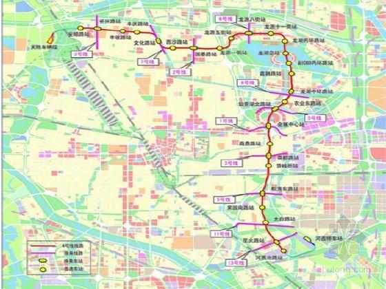 [河南]6.362km长3站2区间地铁工程投标施工组织设计A3版372页(知名集团)