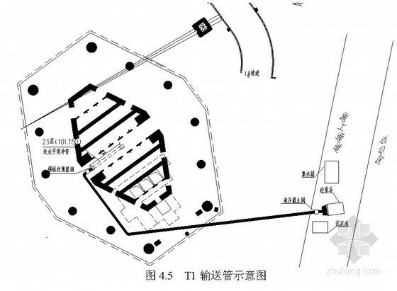 [山东]商业楼超高层泵送混凝土施工方案(中建)