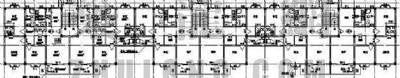 某商务住宅楼建筑施工图(全套)-4