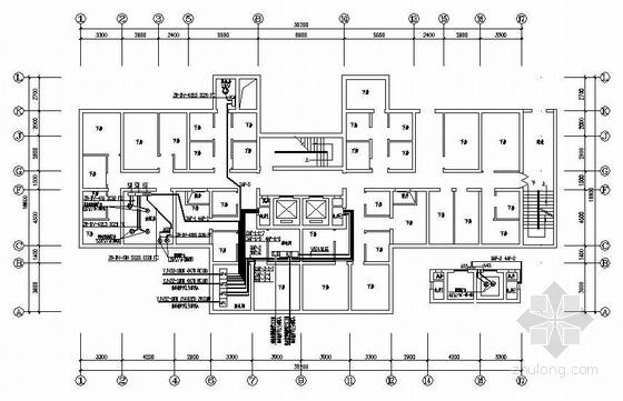 33层住宅电气施工图