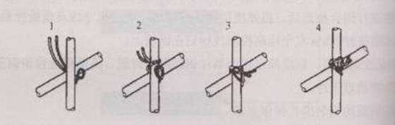 高层住宅剪力墙钢筋位置控制施工工法(内附丰富流程图)-(钢筋绑扎顺序)