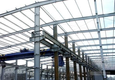25t双梁吊车门式刚架钢结构厂房的优化设计