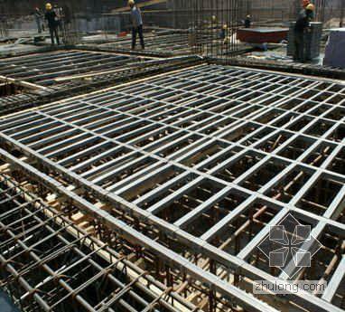 数字化刚性建筑模板支撑组合结构在施工中的应用