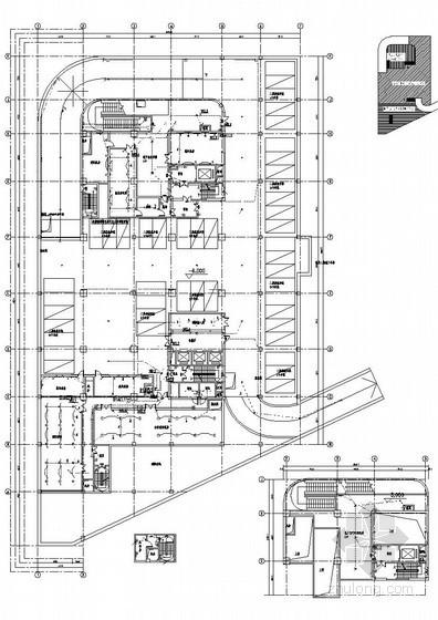 [江苏]监测中心办公楼电气全套施工图191张(2016甲级院设计)