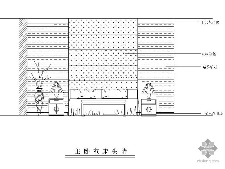 某三层洋楼室内装修图_3