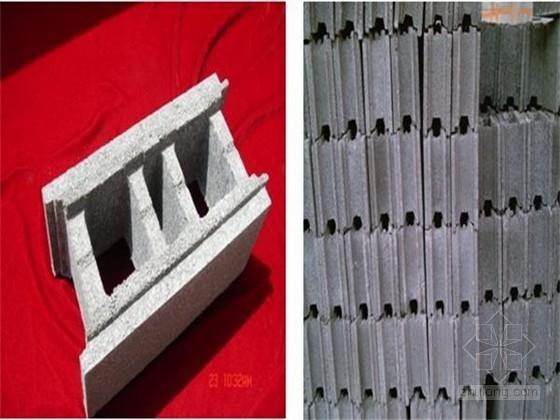 建筑工程混凝土模卡砌块施工工法