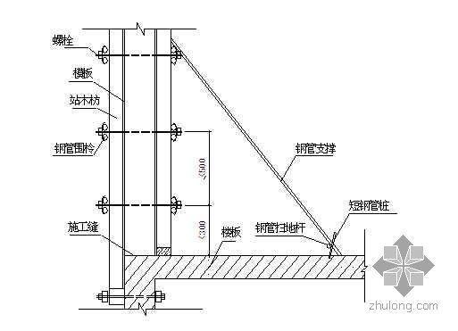 深圳某高层住宅施工组织设计(框剪 高强混凝土)