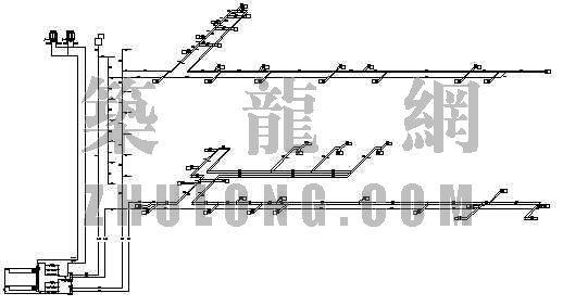 空调水的系统图