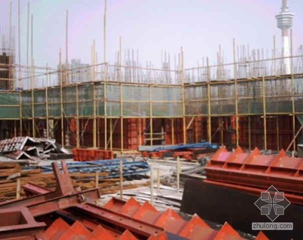 现浇混凝土结构高层建筑施工(PPT)