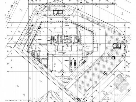 [福建]10万平超高层商业综合体强弱电施工图纸(酒店、餐饮、办公 多项甲级资质)