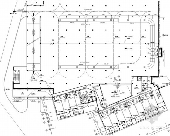 [重庆]办公接待中心MDV空调系统设计施工图