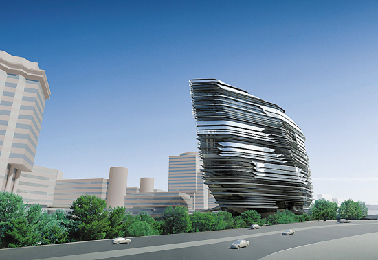 BIM技术在香港理工大学创新楼的应用