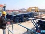 安九铁路宿松段建设进展顺利 已开建5座桥梁!