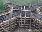 两种塔吊基础施工图片!