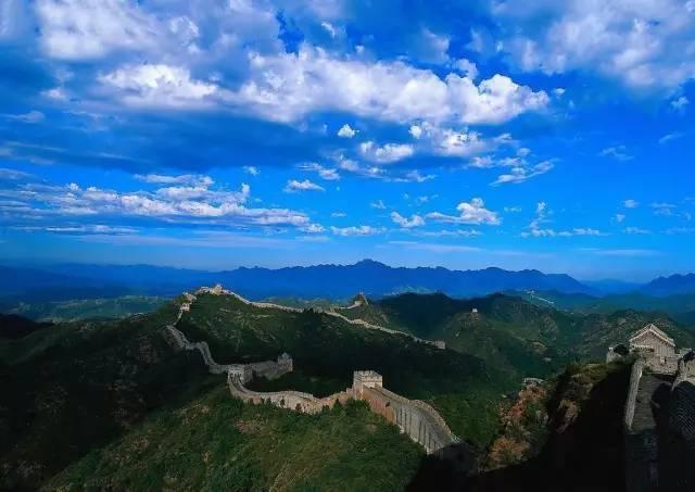 10大最震撼的中国古建