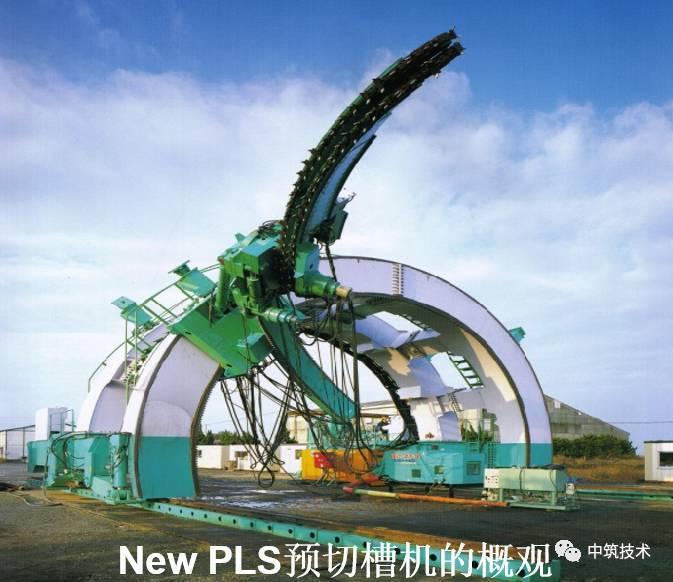 新技术丨新预切槽支护隧道施工技术